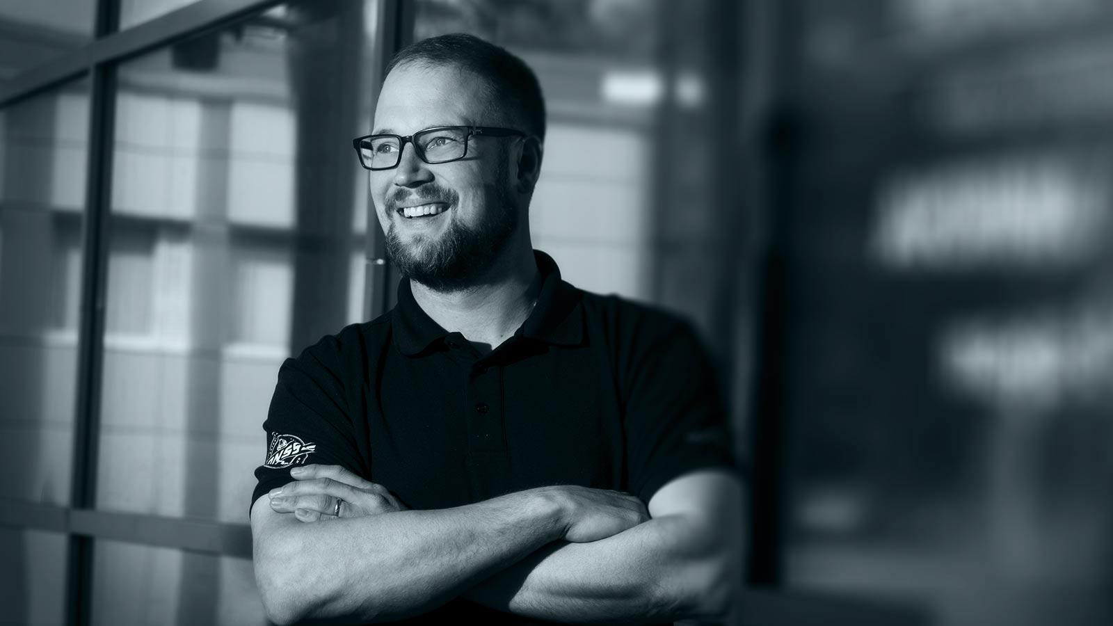 Epec customer interview: Juho Nummela, Ponsse Plc