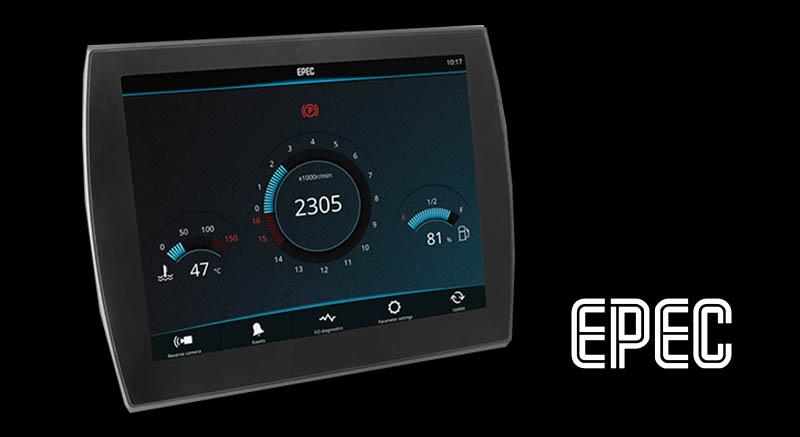 Epec releases WLAN variant of 6112 Display Unit
