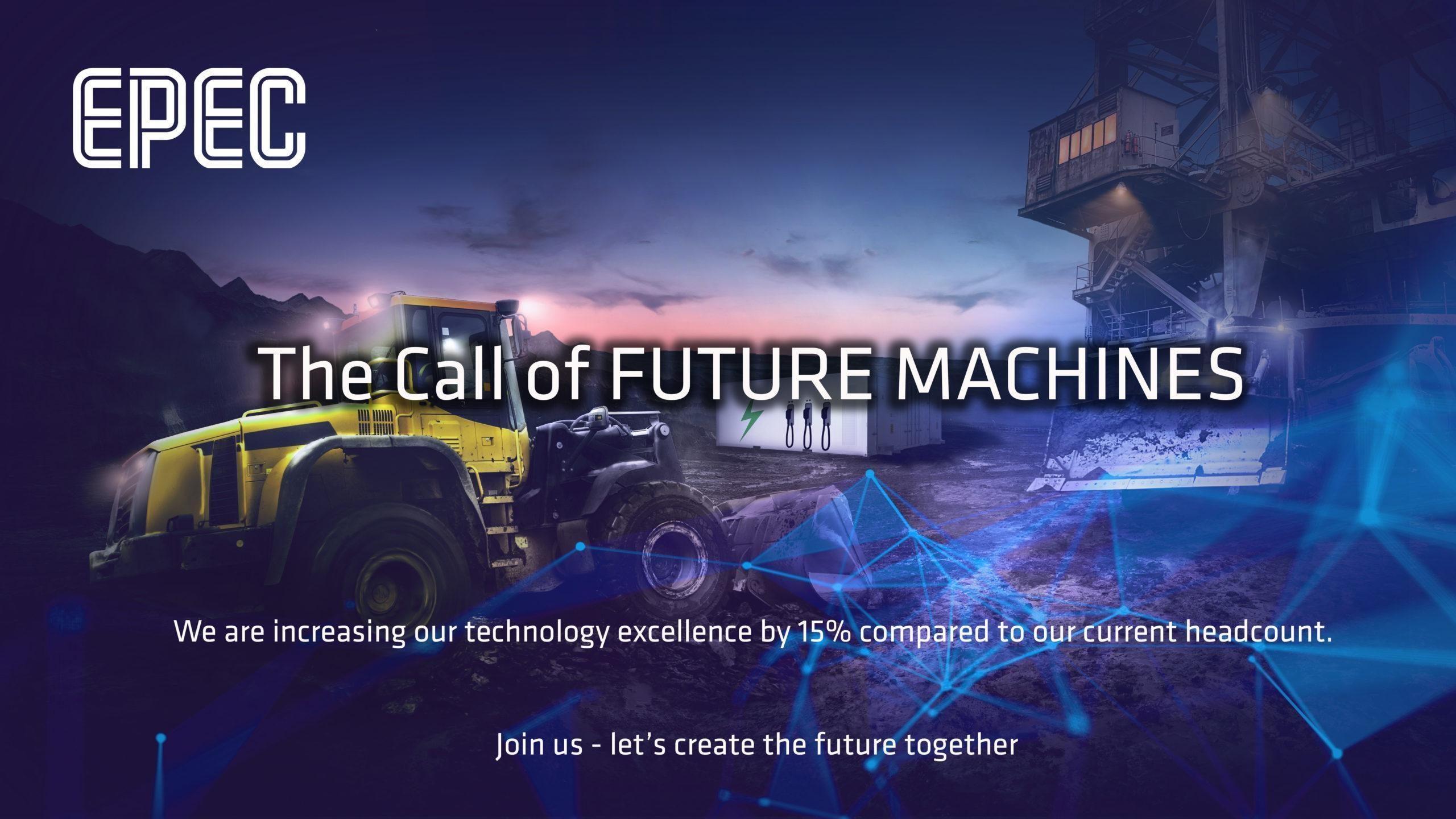 Ponssen teknologiayhtiö Epec laajentaa toimintaansa – laajat rekrytoinnit liikkeelle tänään